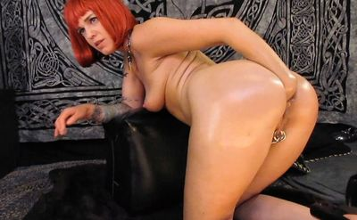 50076 - redhead anal whore