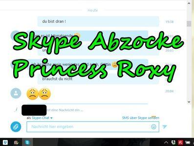 54920 - Skype rip my cash Bitch - fight was futile!