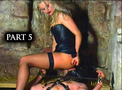 51748 - Goddess Syonera - Dirty Caviar Dinner for One! - Part 5