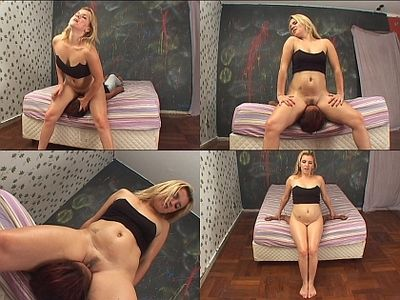 2003 - FACE SITTING FUCK FACE - LILIAN BLOND - NEW MF 2011 - CLIP 6