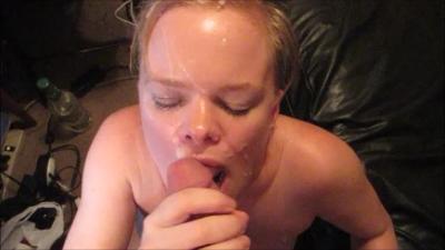 57115 - Amanda Fucked Sucked and Facial