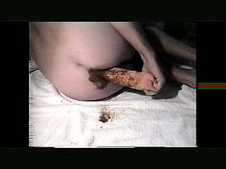 59488 - Big Dildo PooP and PP 2
