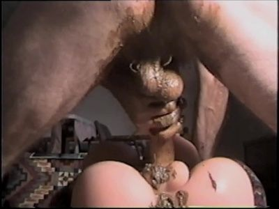 63946 - Shitty Butt Fuck with Dina and Dildo