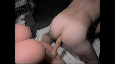 64600 - Naked Ass Fucking from Behind