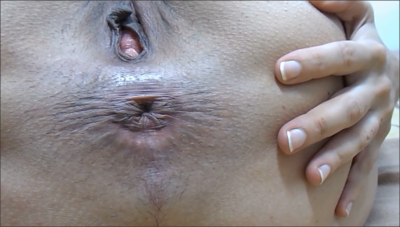 60768 - Breath In Breath Out - ASSHOLE CLOSEUP