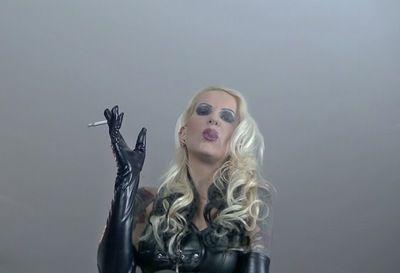 63874 - Lady Jasmine Black, eat slave!
