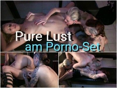 120976 - Pure pleasure in the porn set