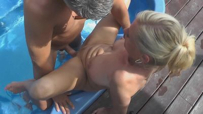 65183 - Outdoor fucked in the jacuzzi