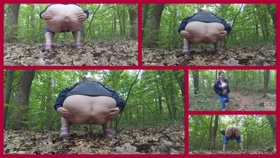 68796 - shit and piss in the woods