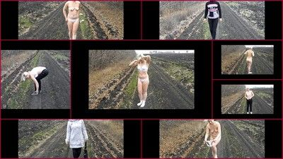 74927 - walk without clothes. 2