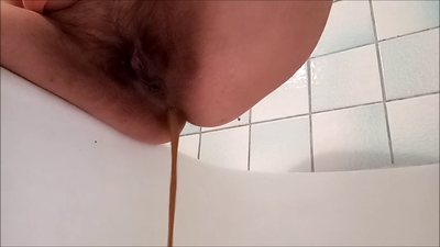 133362 - Mistress Roberta -Huge diarrhea and fountain pee pov