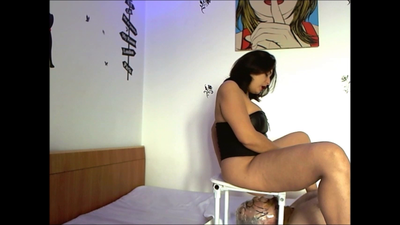 66577 - Mistress Roberta - Toilet training for my personal slave