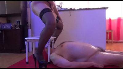 66947 - Mistress Roberta- Late toilet play