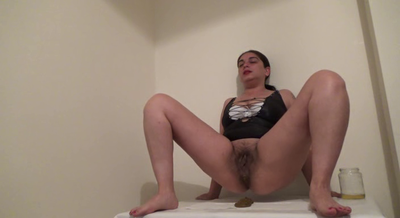 78357 - Mistress Roberta - Smelly big trail of shit
