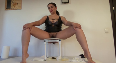 78609 - Mistress Roberta - Piss lake and strong shit-pov