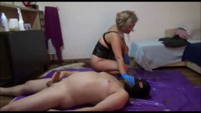 95710 - Cbt, face sitting and shit feeding with Mistress Victoria