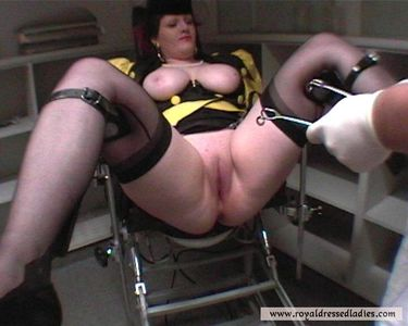 72818 - BBW Boobs Gynecologe Appointment