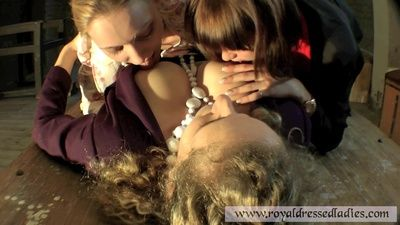 82880 - Three Girls Punishment BDSM Torture Part 1