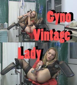 80813 - gyno vintage lady