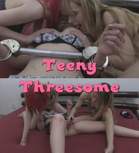 83047 - Teeny threesome