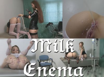 85312 - Milk enema