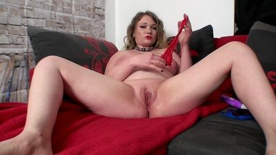 75813 - My First Panty Stuffing Video 1080P HD