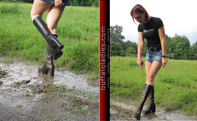 2772 - Muddy Plateau Boots, work for you!