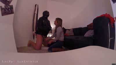83872 - Punished in Straightjacket