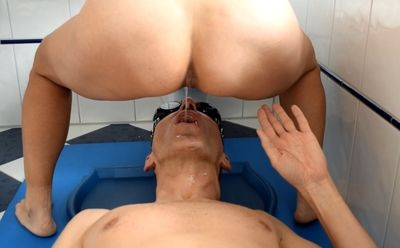 82304 - Pissing in your mouth