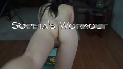 85262 - Sophia's Shitty Workout