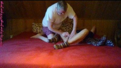 90693 - MILF pussy prepare in the morning ** Oral Fun **