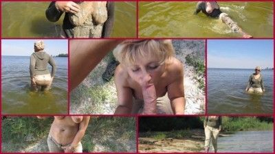 92803 - swimming in the river and blowjob on the beach1