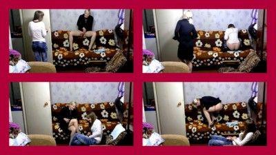 98462 - Dirty sofa.