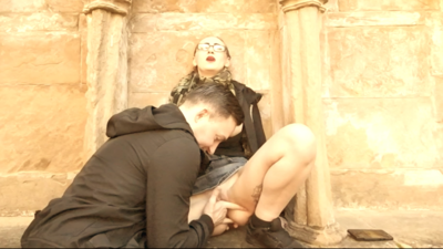 88567 - Miss Demona's Squirt Challenge: Rocky