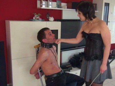98124 - Interrogation of my slave - wmv
