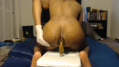 101320 - dirty anal and scat facial