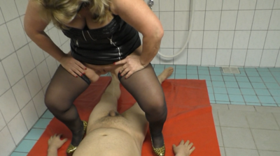 93916 - Pissed  and shit on my slave