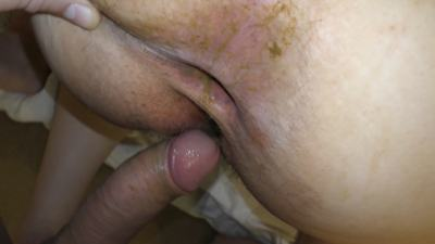 94687 - Messy anal and dirty ATM with mature bbw