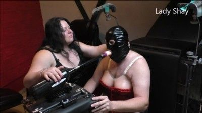 99909 - Deepthroat lesson for my sissy!!