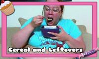 3476 - Cereal and Leftovers