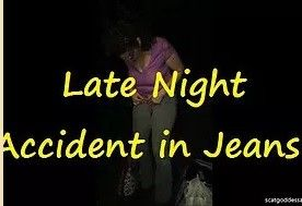 116769 - Late Night Accident in Jeans