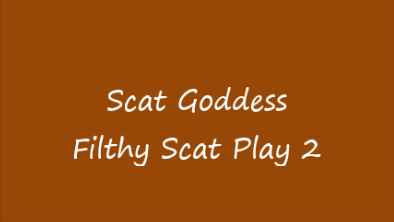 119164 - Filthy Scat Play 2