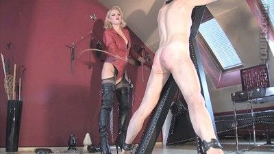 112975 - Caning In Red