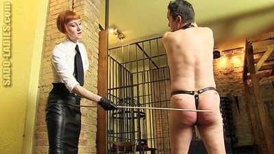 134063 - Hard Caning In The Chamber