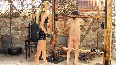134199 - Whipped And Caned