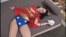 4135 - Wonder Woman Self-Chlrorformed