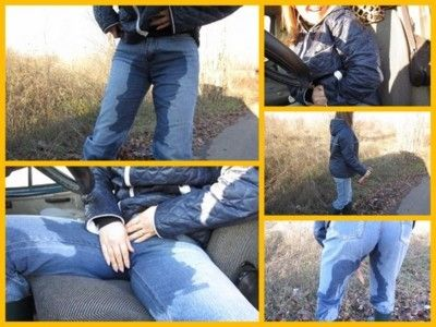 122514 - I piss in jeans