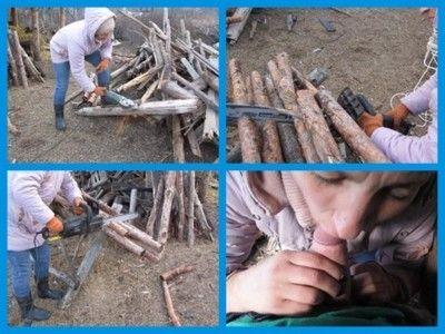 122698 - Cut firewood