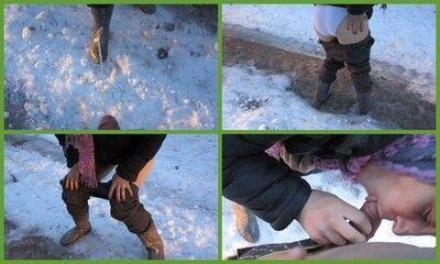 135292 - urine in winter