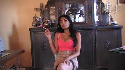 5181 - Become Princess Victoria's human ashtray